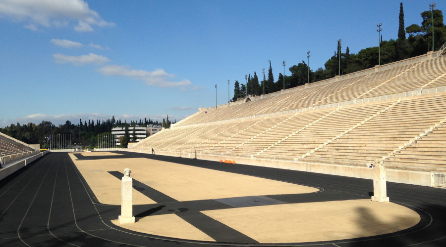 Kallimarmaro or Panathenaic Stadium of Athens