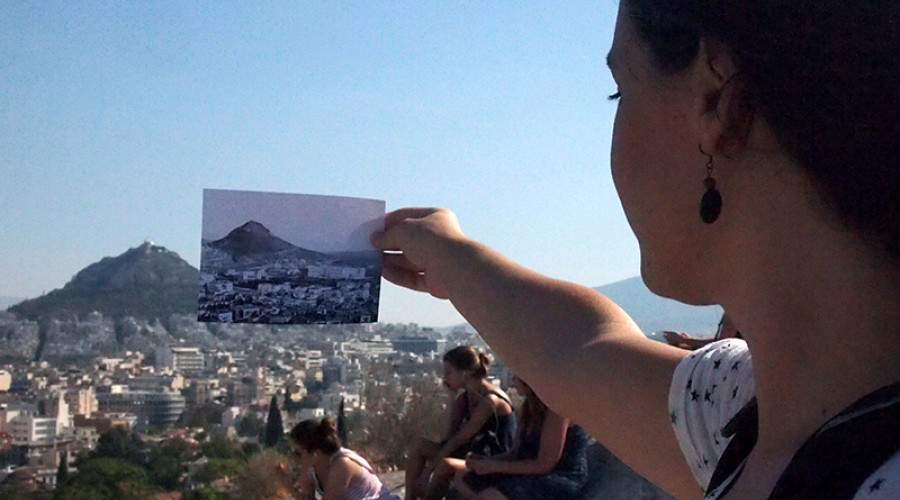 Athens with a View: Up to Lycabettus Hill