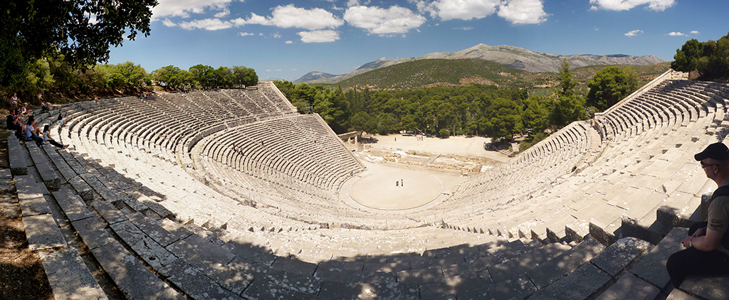 Theater-of-Epidaurus