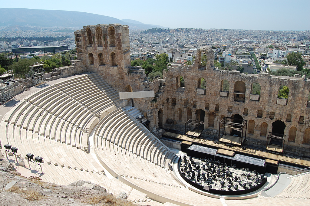 Theater-of-Herodotus-Atticus