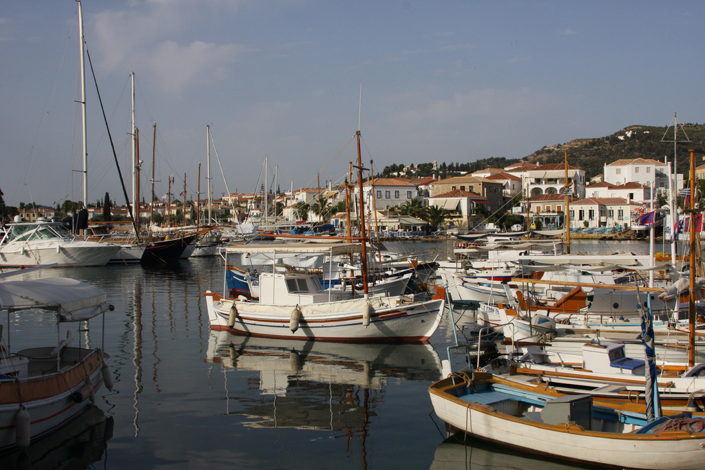 spetses-old-harbour