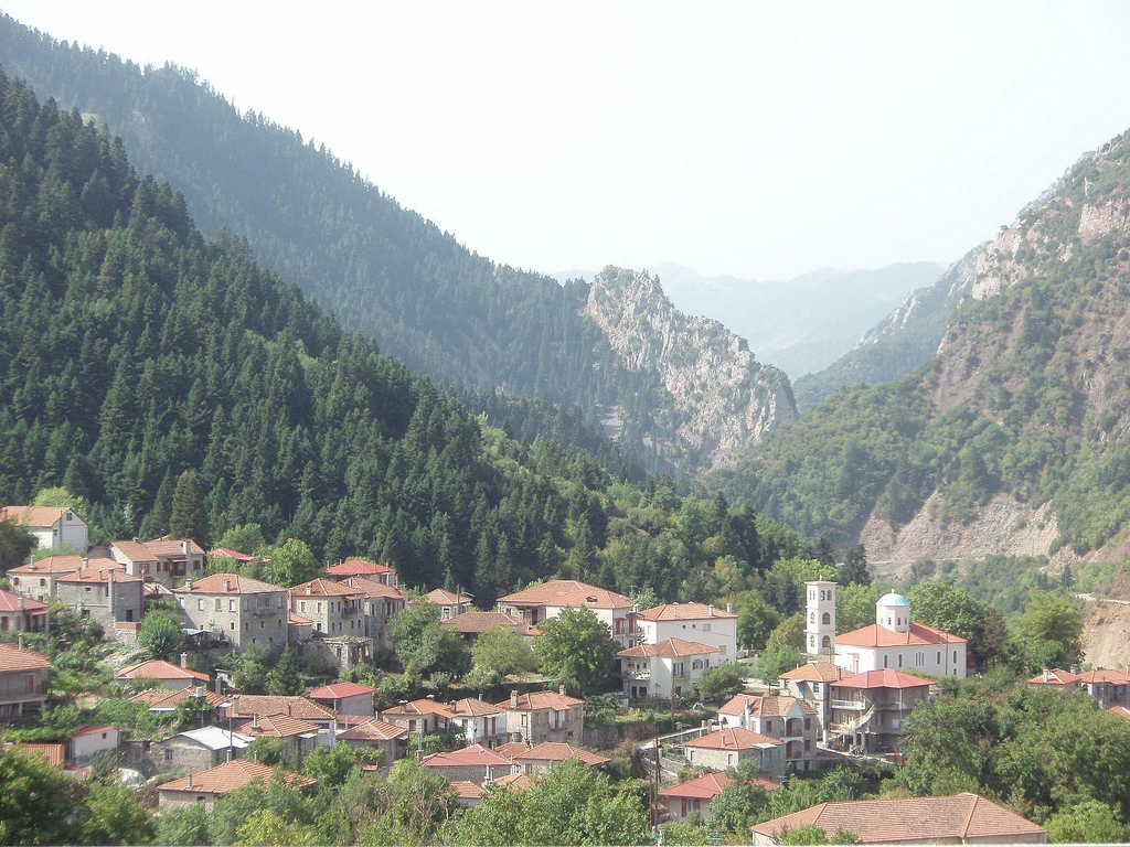 traditional-villge-near-karpenisi